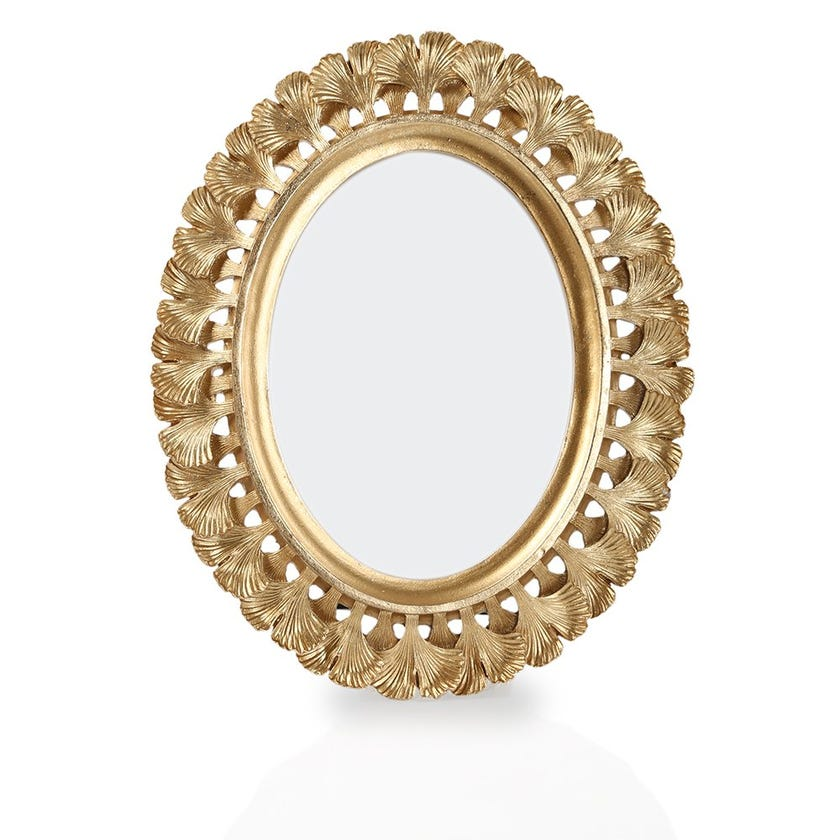 Lille Photo Frame, Antique Gold - 5X7