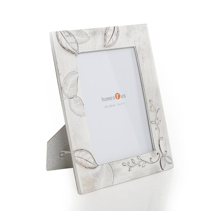 Leaves Rectangular Photo Frame - 5 x 7 inches