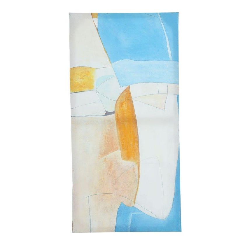 Maude Canvas Art, Multicolour - 80x40 cms