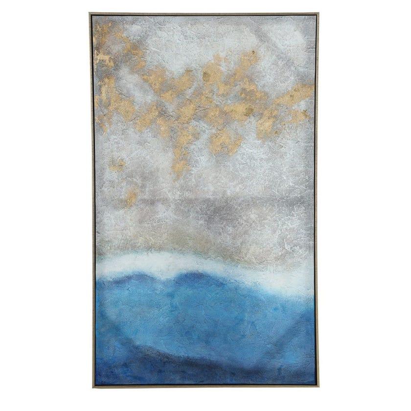 Elwood Canvas Art, Multicolour - 60x100 cms