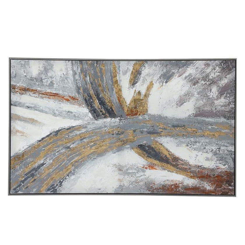 Novienta Canvas Art, Multicolour - 60x100 cms
