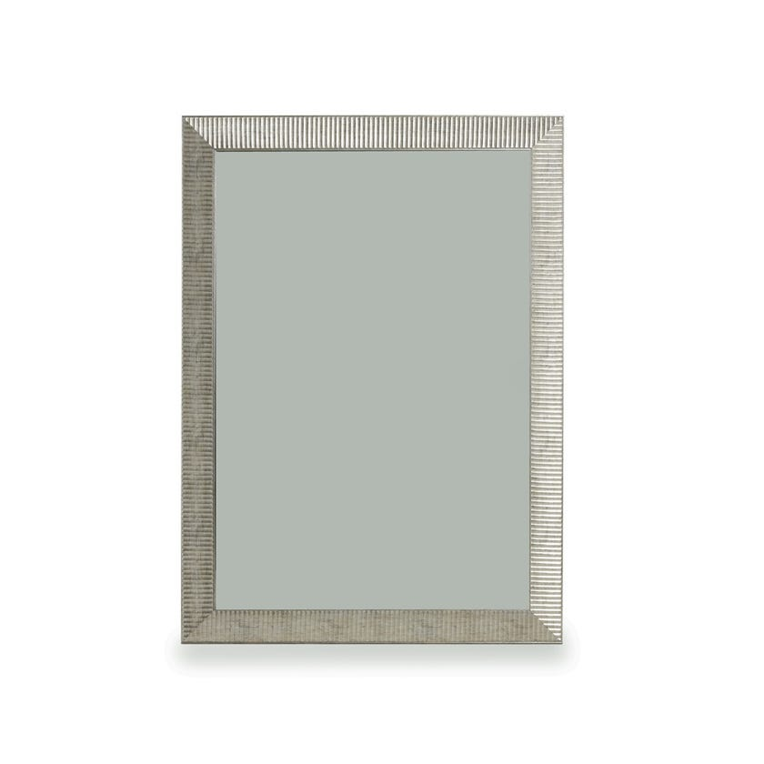 Isaac Bevelled Wall Mirror  (Champagne  - 109 X 149 cms)