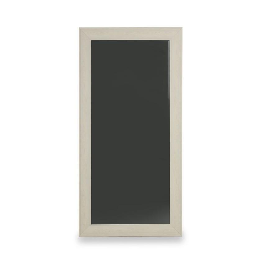 Rhode Bevelled Wall & Floor Mirror (Light wood - 83 X 168 cms)