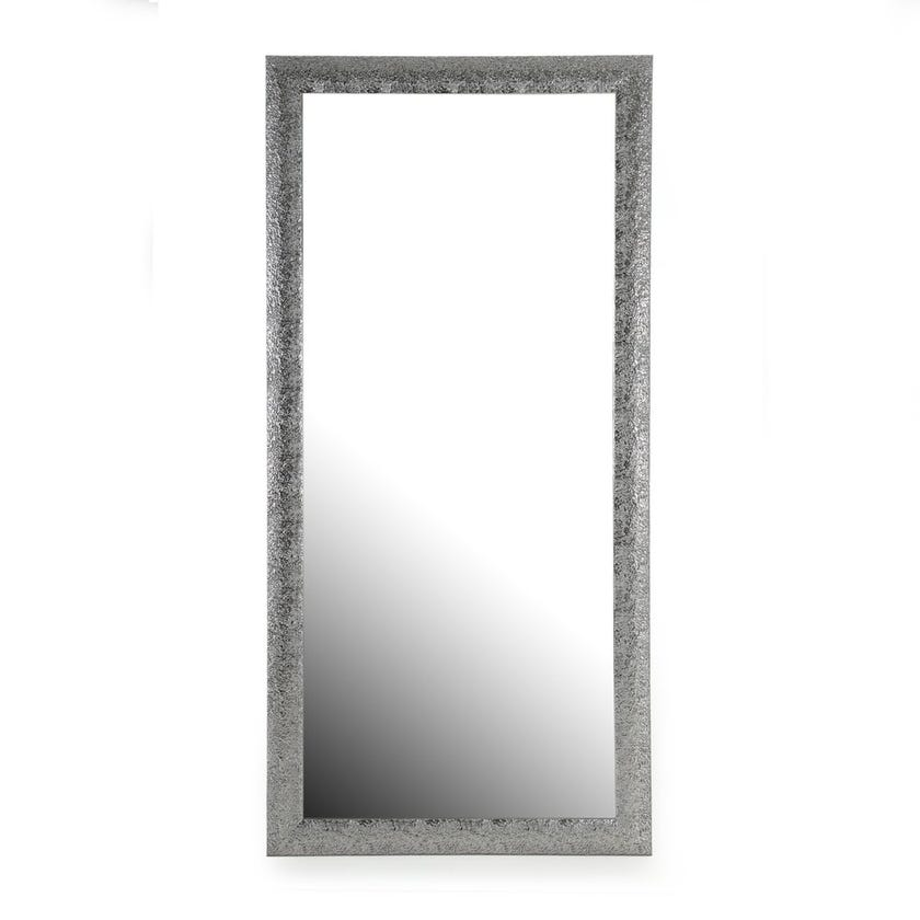 Sansa Floor Mirror, Silver