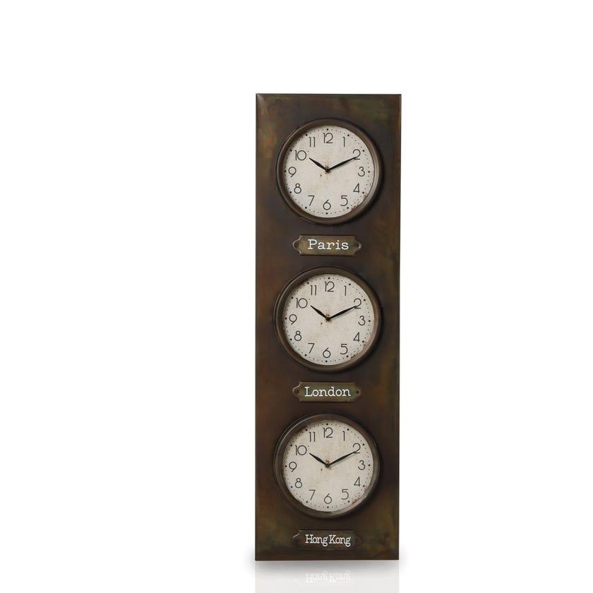 Hanging Clock - Multicolour
