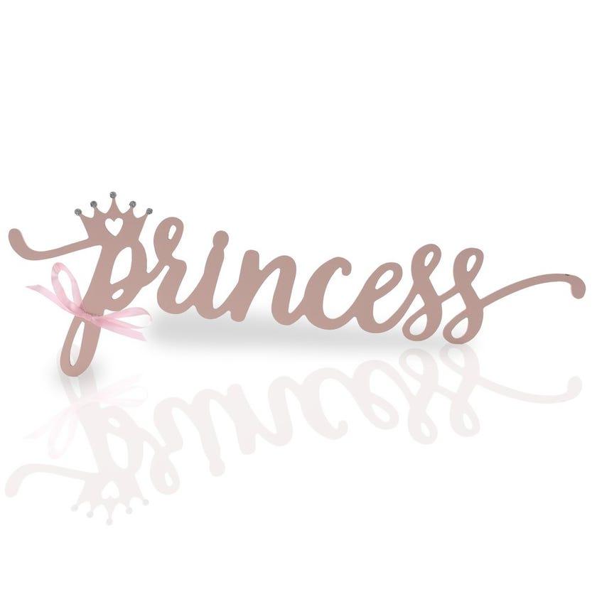 Pink Princess Décor Piece, Multicolour – 20x60 cms