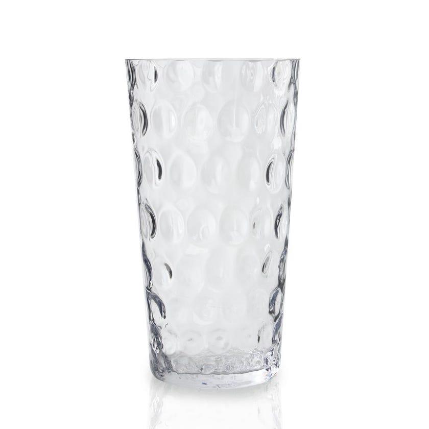 Papyrus Glass Vase, 12.5cm x 23cm