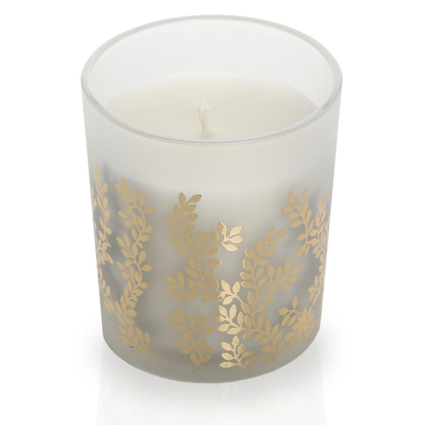 Vanilla Scented Candle in Glass – 10.2x8.4 cms