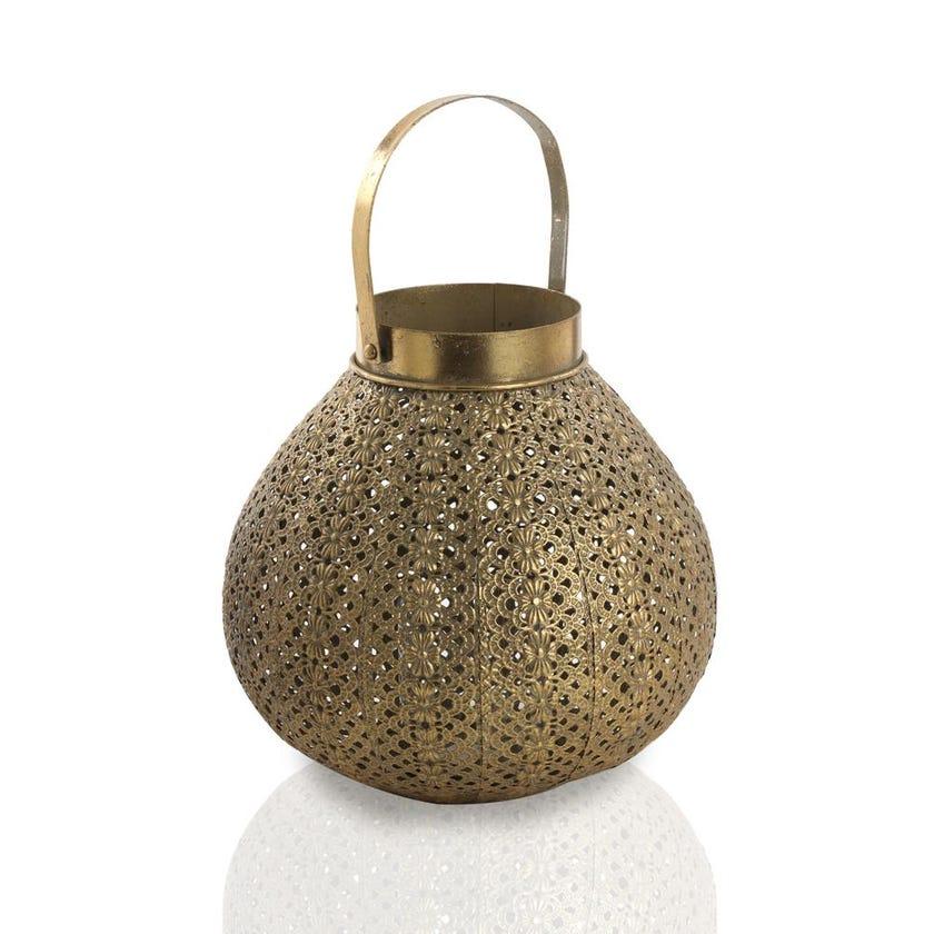 Steffi Metal Lantern - Medium