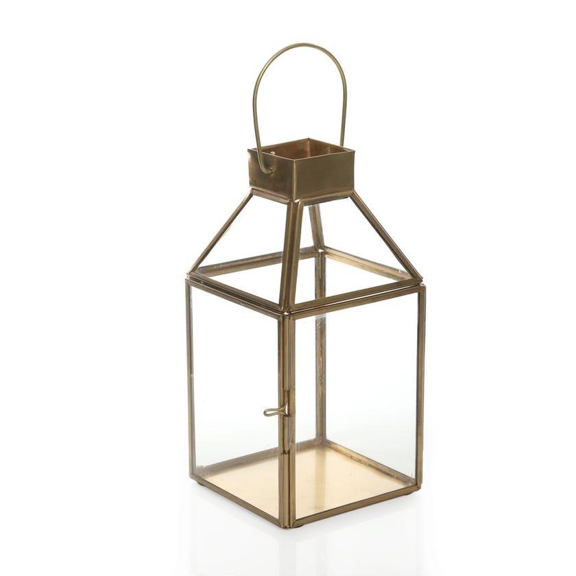 Orion Outdoor Candle Lantern - Medium