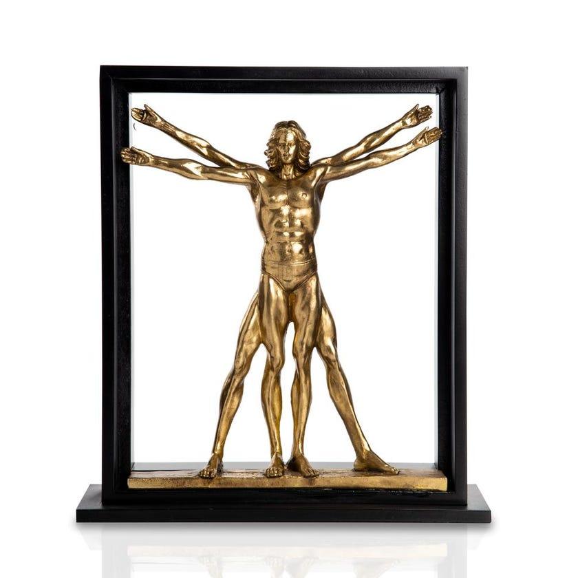 Standing Man Figurine (29 x 32 cms)