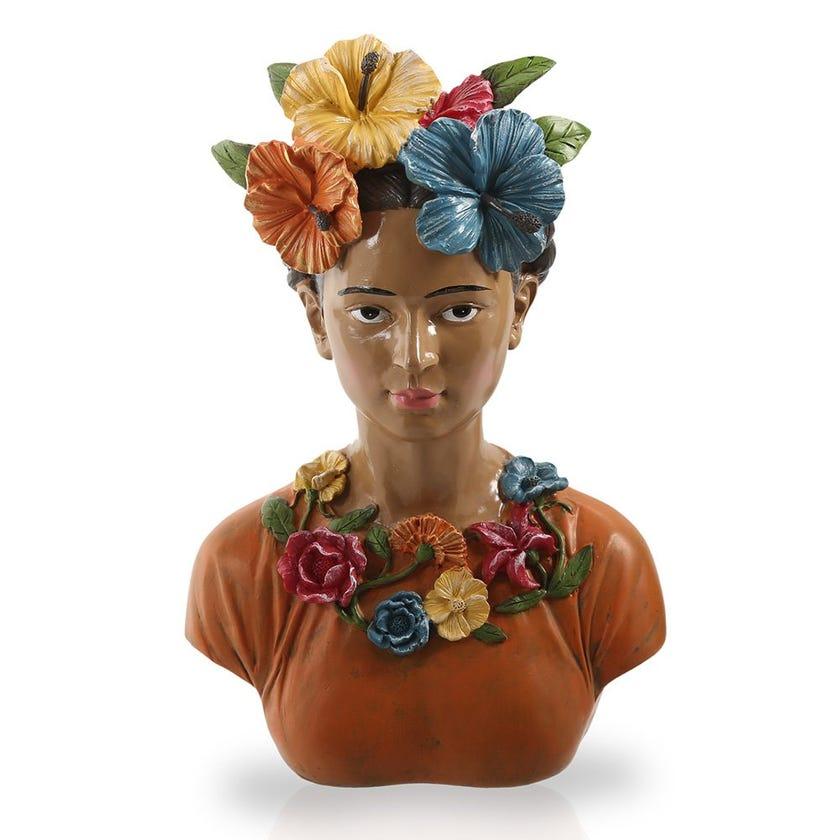 Paintress Figurine, Multicolour