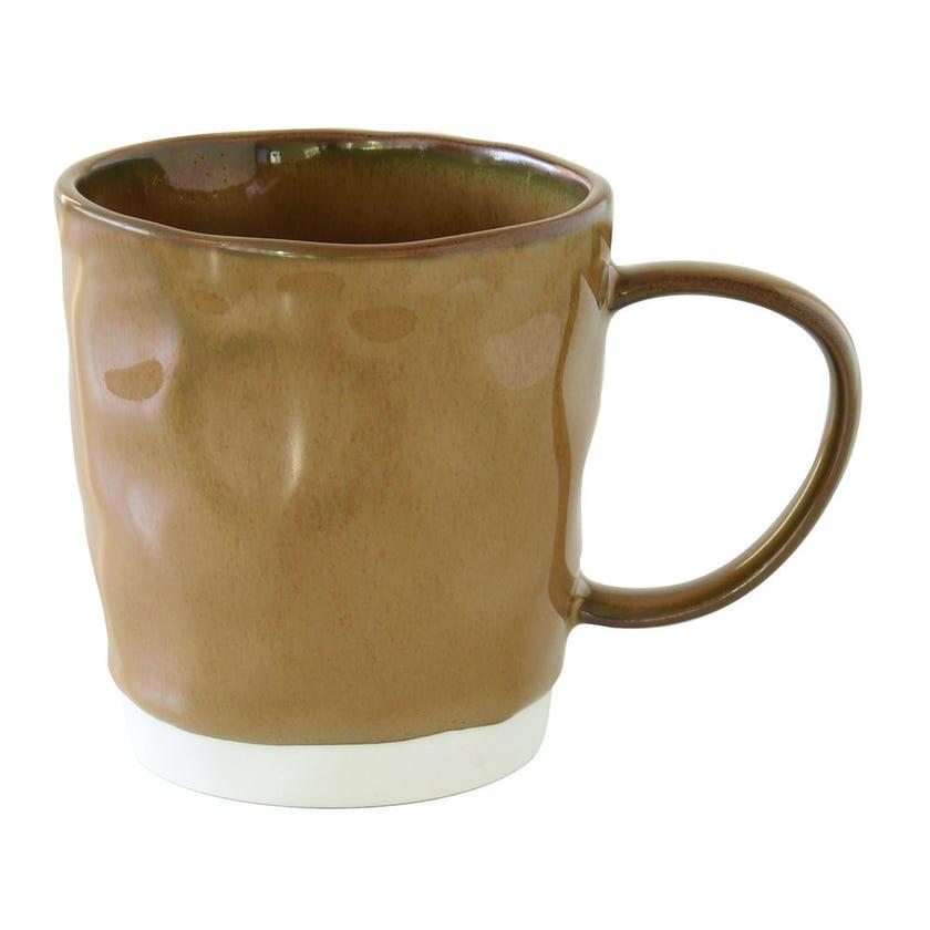 Interiors Porcelain Mug - Terracotta