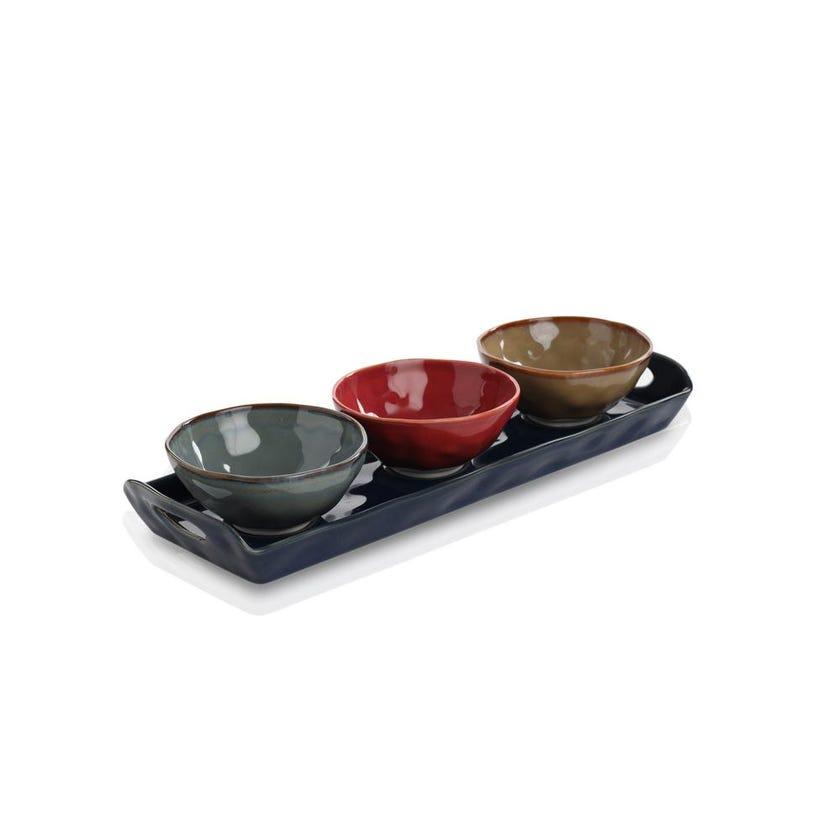 Interiors Porcelain Bowls