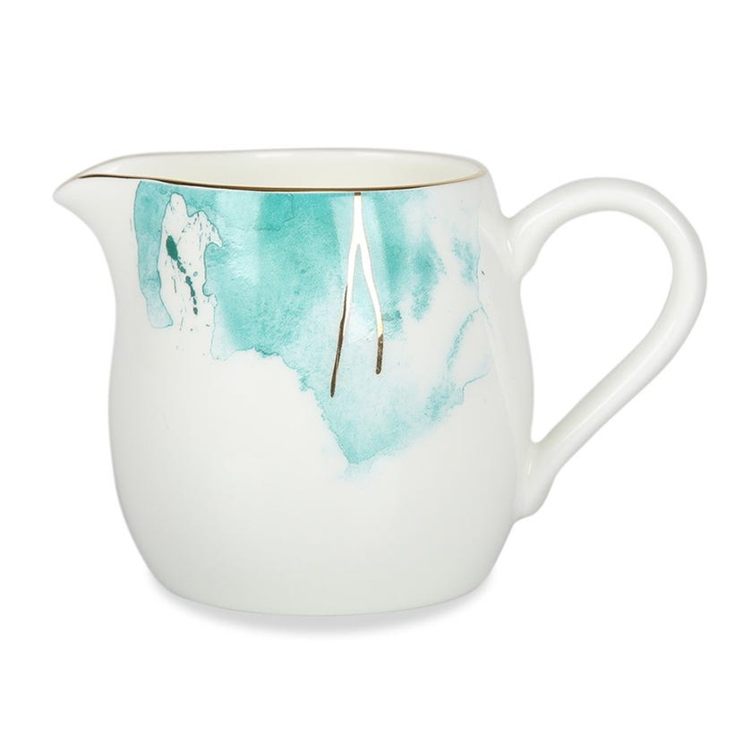 Coupe Durable Porcelain Creamer Pot - 250 ml