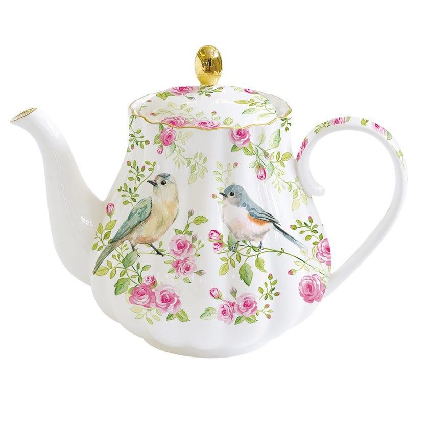 Spring Time Teapot