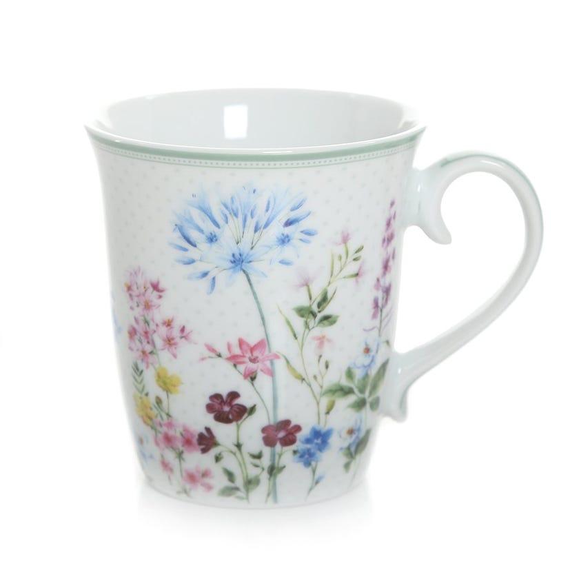 Floraison Mug, Multicolour – 275ml