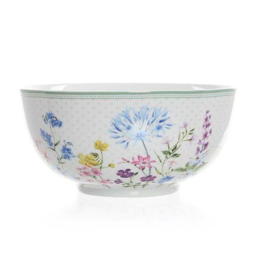 Floraison Bowl, Multicolour – 15 cms
