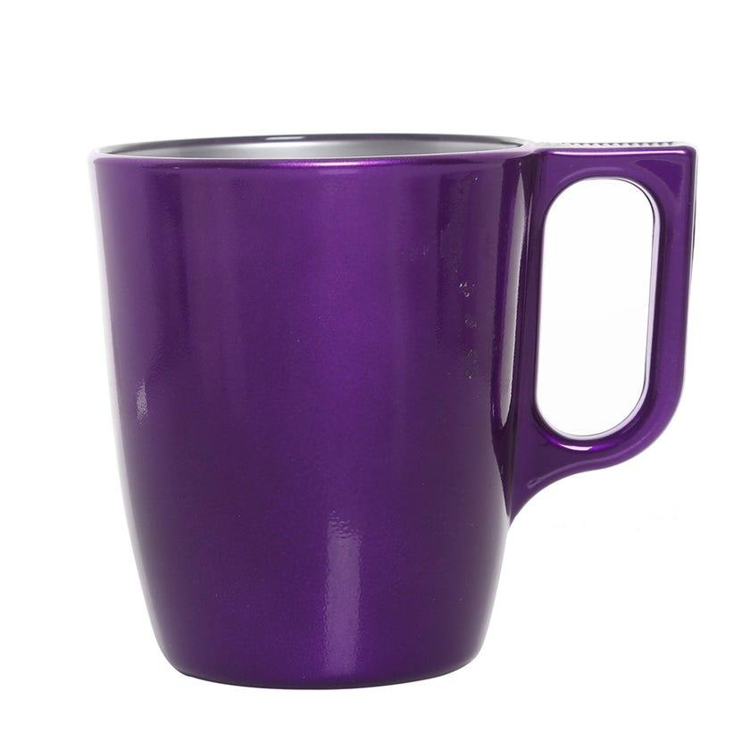 Luminarc Breakfast Mug - Blueberry