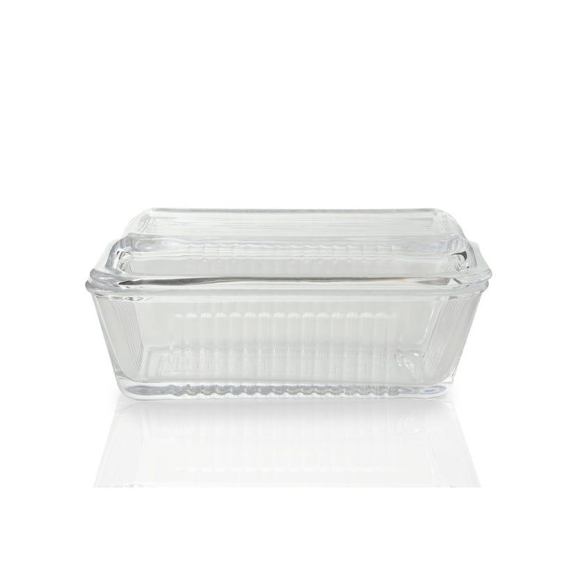 Butter Dish Medium - Clear