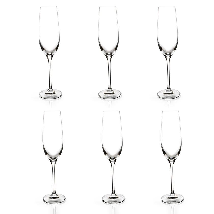 Harmony Flute Glass
