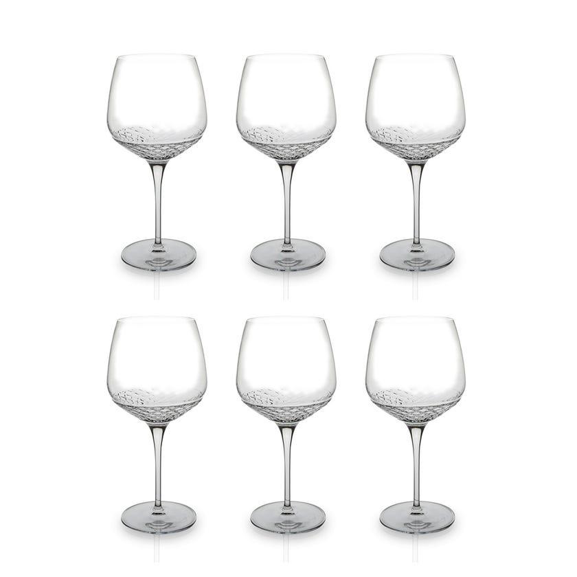 Roma 1960 Goblet Glass
