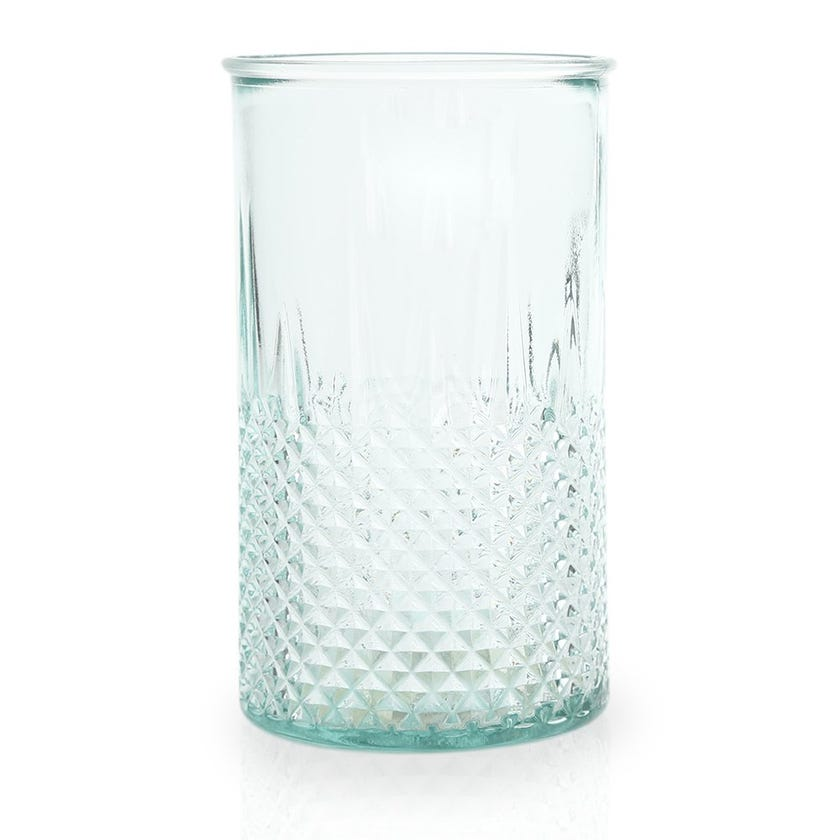 Recycled 450cc Glass, Clear