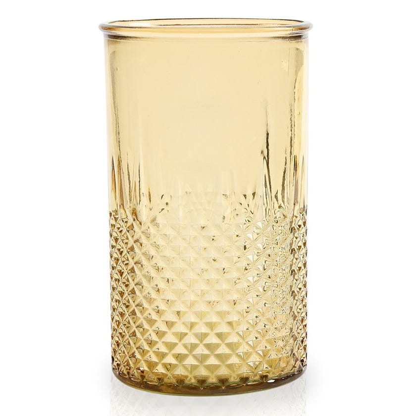 Recycled 450cc Glass, Gold