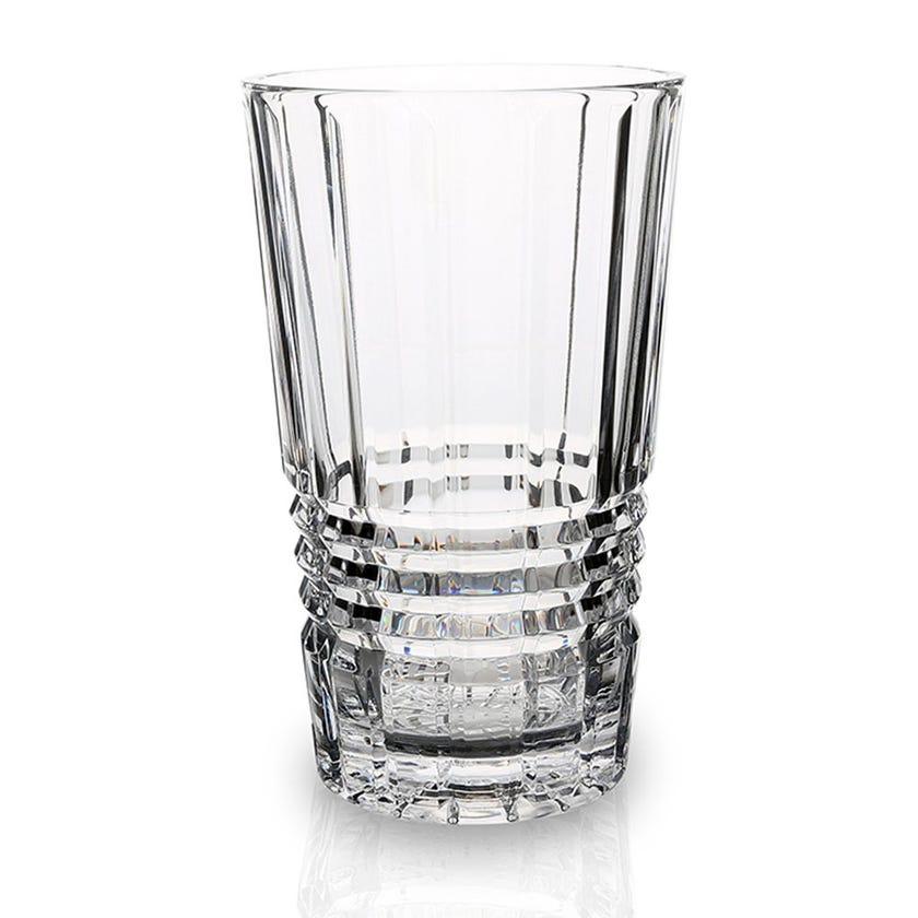 Eclat Rendezvous Glass Vase - 14.5 x 27 cms
