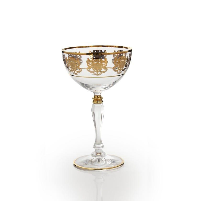 Francesca Positano Glass - Set of 6