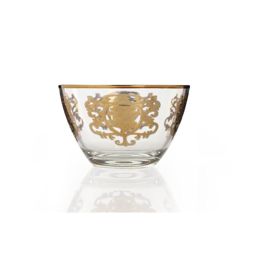 Rialto Positano Glass Bowl - Set of 6