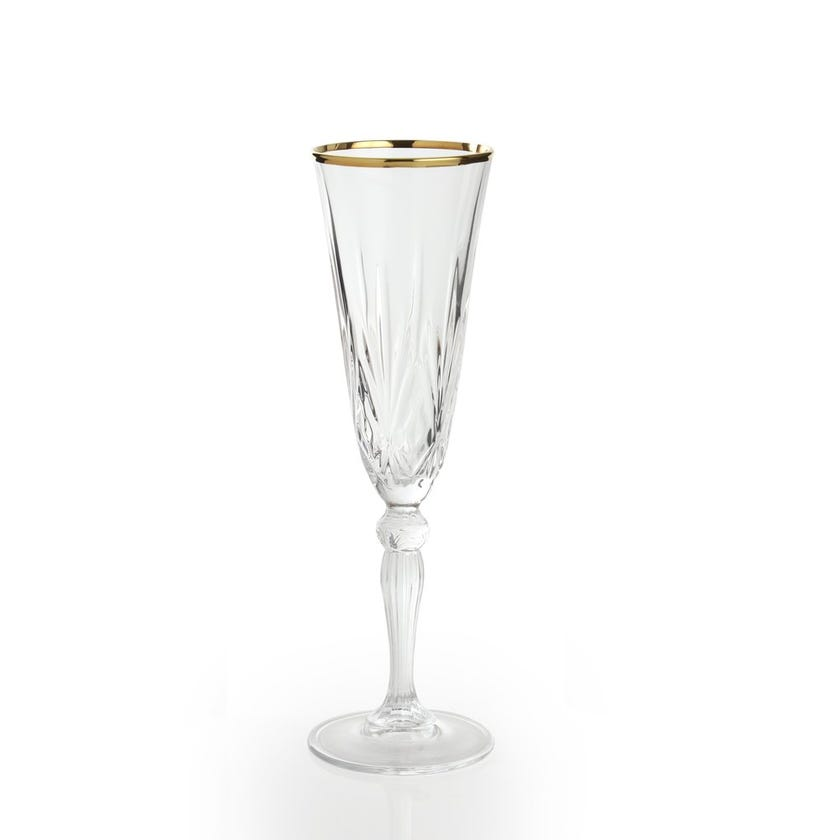 Flute Melodia Cocktail Glass - Set of 6
