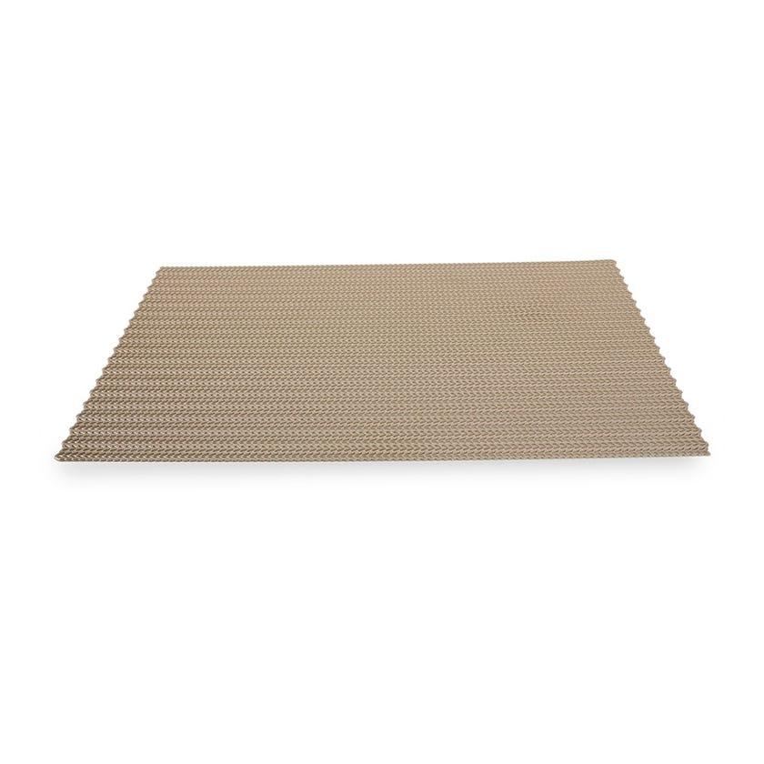 Naama Laser Cut Placemat (Gold, PVC)