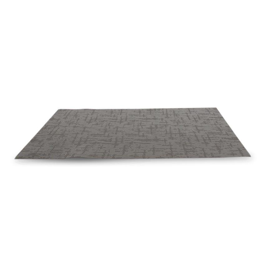 Sonoma Laser Cut Placemat (Grey, PVC)