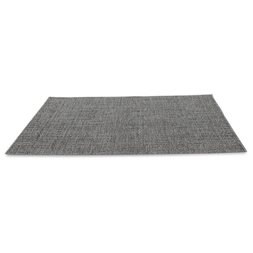 Saku Laser Cut Placemat (Light Grey, PVC)
