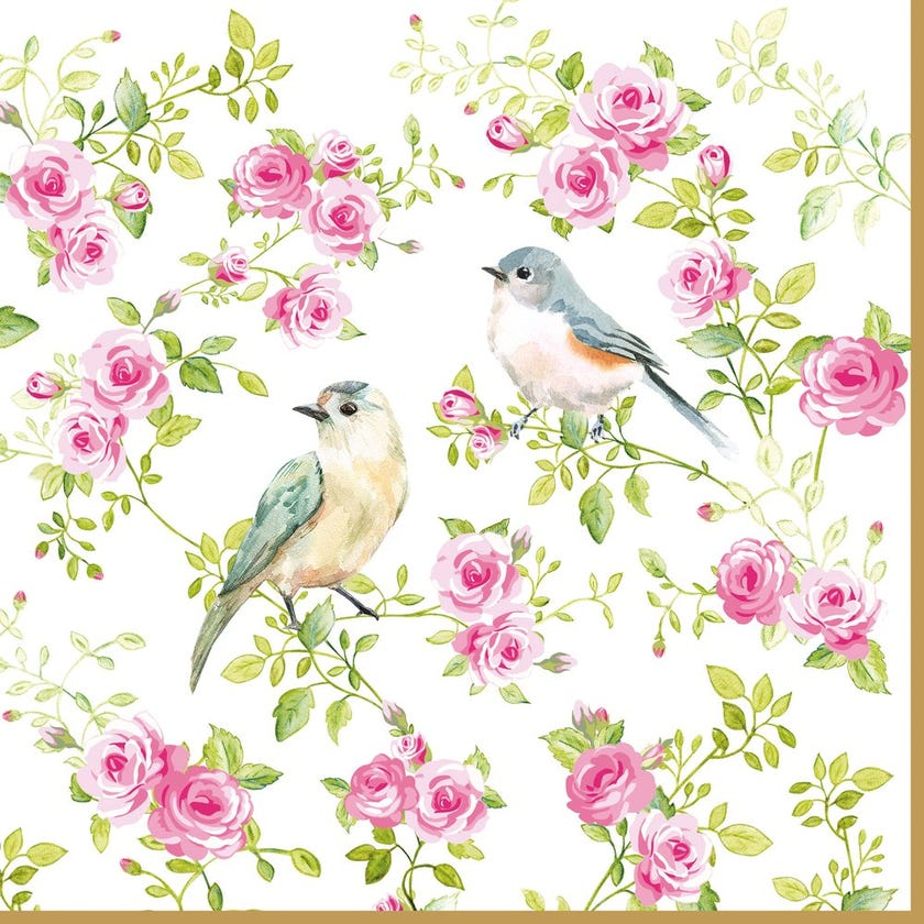 Spring Time Fashion Paper