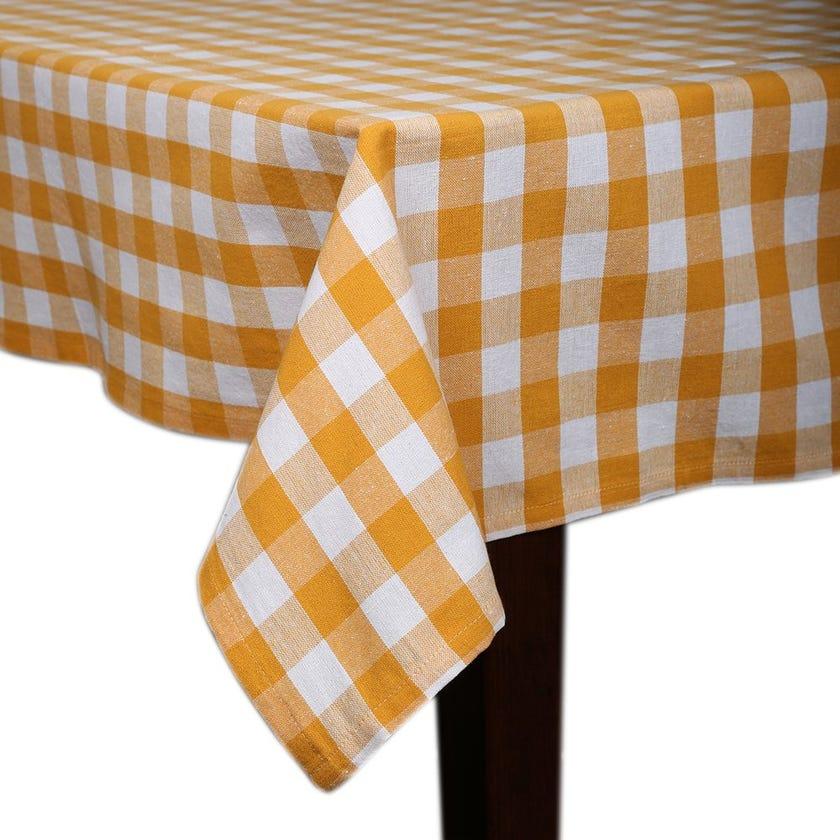 Karene Tablecloth - 170 x 250 cms, Red