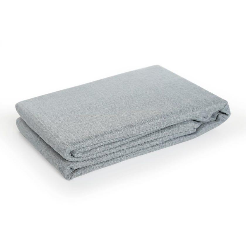 Tablecloth - 160 X 250 cms, Dark Grey