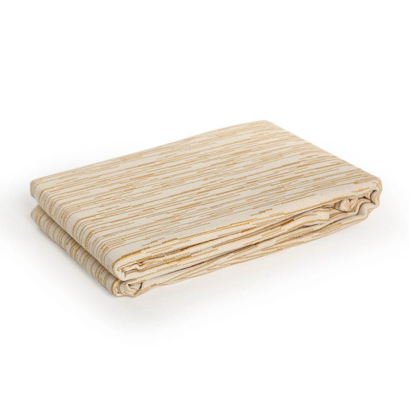 Tablecloth - 160 X 250 cms, Gold
