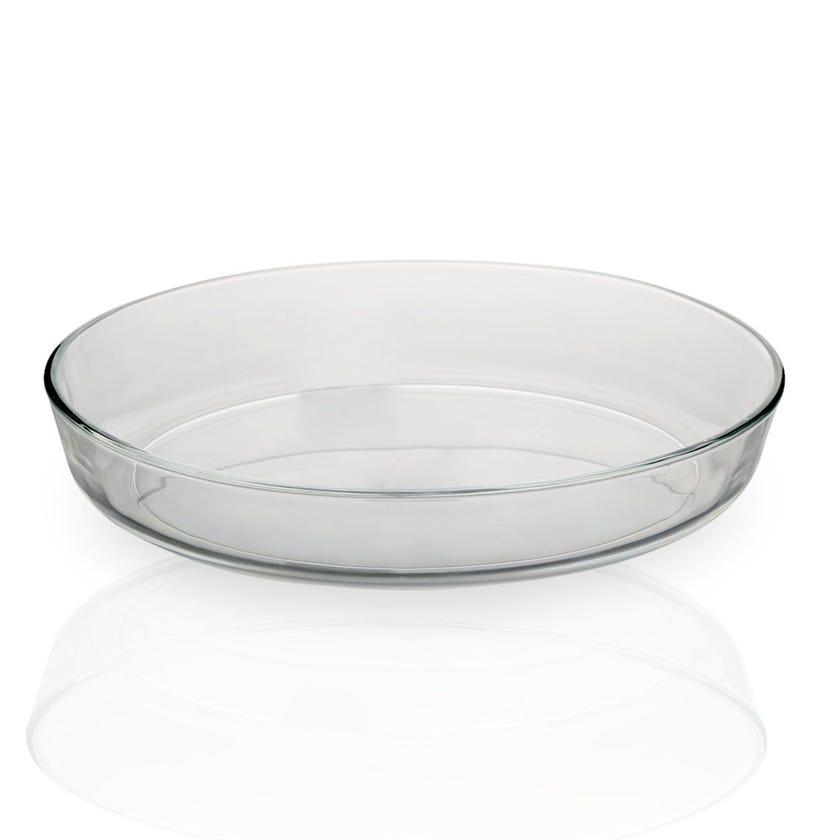Tempered Sabot Oval Dish - 26x20