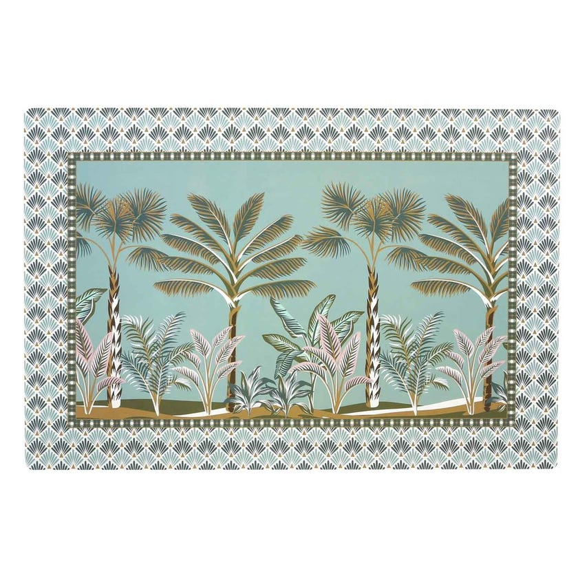 Coffee Mania Jungle Tablemat