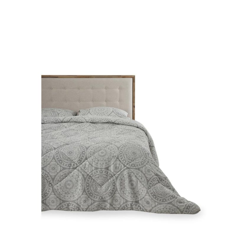 Sedona 3-Piece Super King Size Printed Duvet Cover Set - 240 X 260 cms