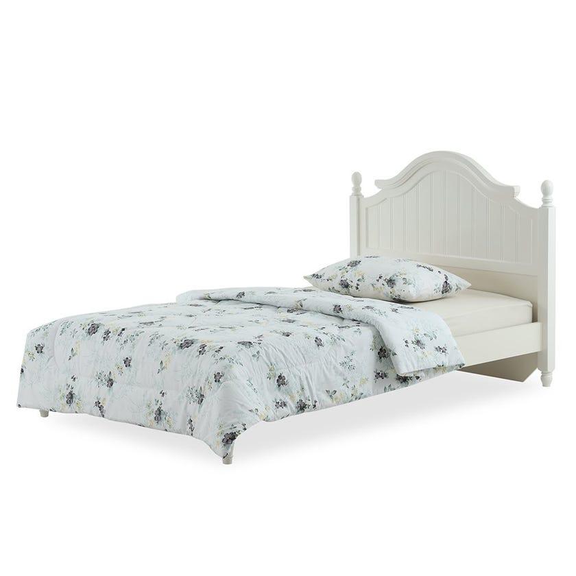 Majestic Grey Comforter , 144 TC, 230 x 160 cms