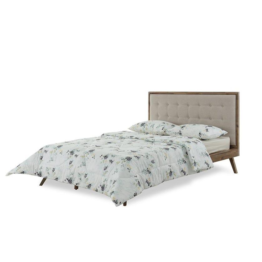 Majestic Grey Comforter , 144 TC, 230 x 220 cms