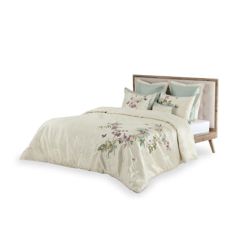 Jessica 7-Piece Comforter Set - 240 x 260 cms