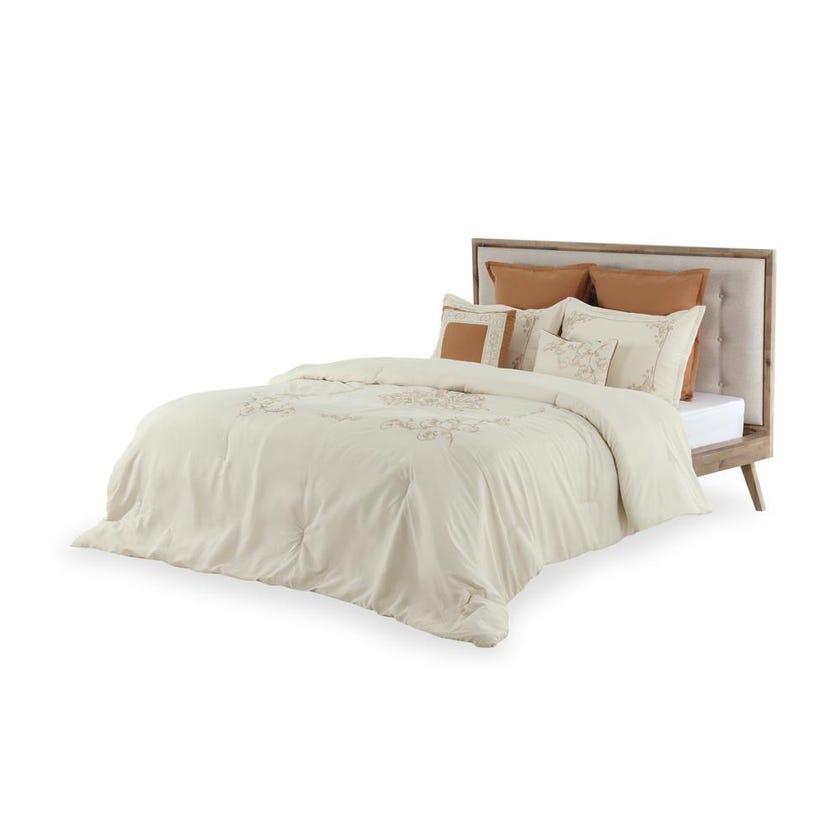 Sparta 7-Piece Comforter Set - 240 x 260 cms