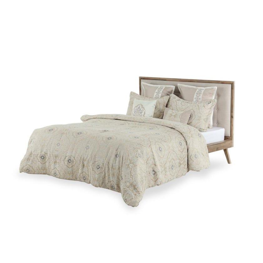 Pheonix 7-Piece Comforter Set - 240 x 260 cms