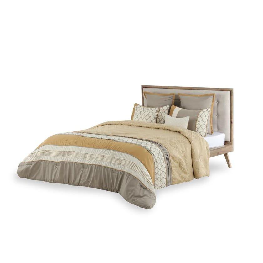 Carissa 7-Piece Comforter Set - 240 x 260 cms