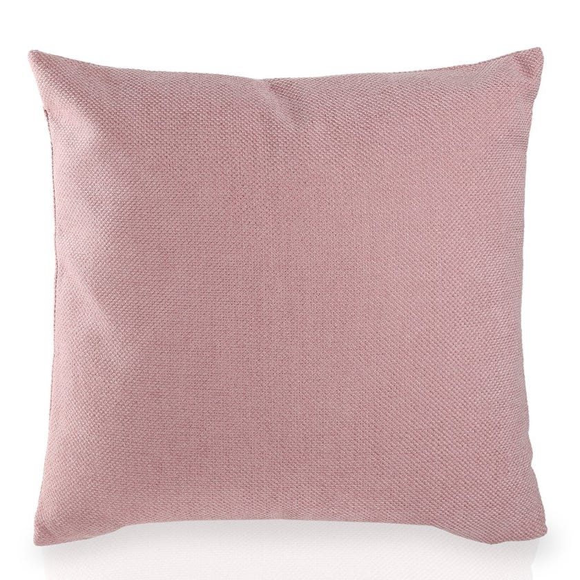 Small Chenille Cushion (Brush, Polyester, 45 x 45 cms)