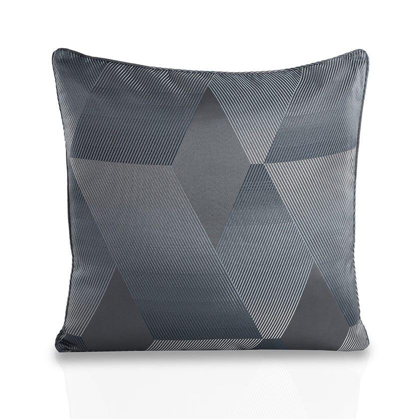 Large Belfast Cushion (Navy, Polyester, 60 x 60 cms)